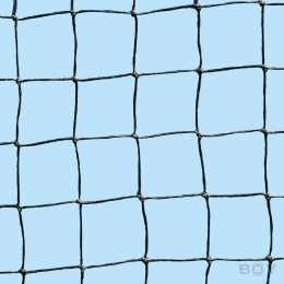 Boy Cat Net - extreme - tear proof and bite resistant - 30mm mesh size - black