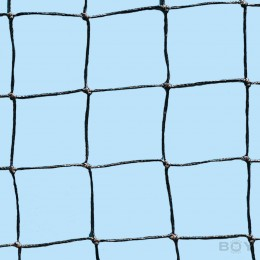 Boy cat net - extreme - tear-resistant and bite-resistant - 50mm mesh size - black