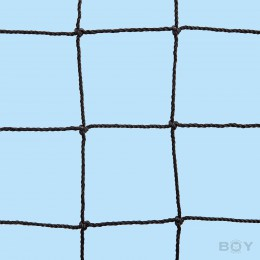 Premium Cat Safety Net in 40mm mesh - taylor made - lead rope - reinforced edges
