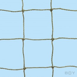 Boy Cat Nets in 40mm mesh - with stainless steel wire reinforcement